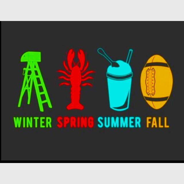 Seasons in New Orleans