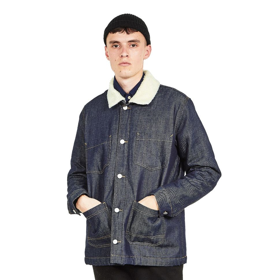 e9f8ddc9063 Buy Wood Wood - Gavin Jacket (Raw) online on HHV - Discover Men's Apparel  from selected Top Brands available in our Online Shop - Worldwide Shipping!