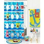 Max S Bathroom Nickelodeon Bath Spongebob Set Sail Collection