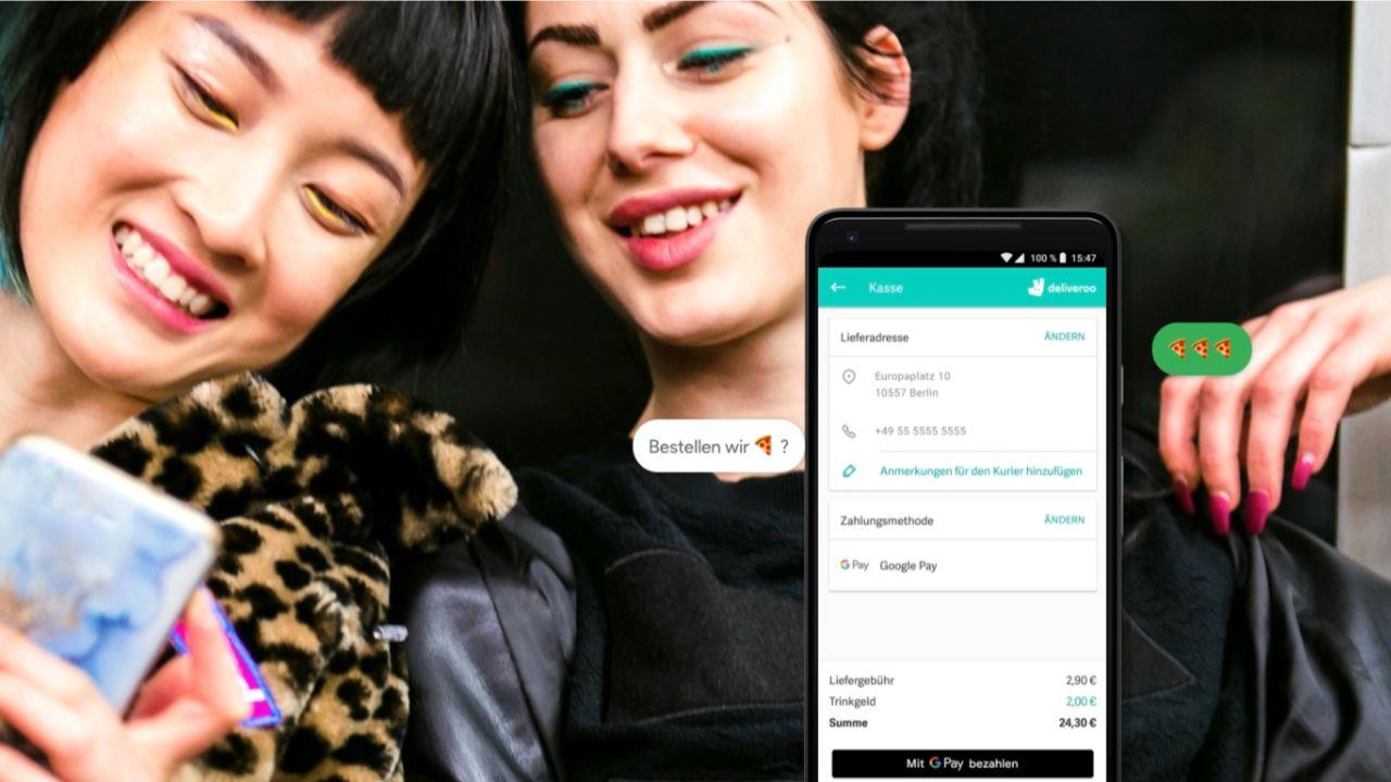 Google Pay Startet In Deutschland Mit Google Ubers Handy Zahlen Handy Deutschland Smartphone