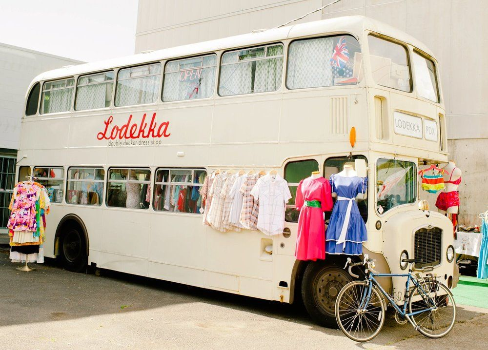 Buying a Mobile Boutique Lodekka Changes Owners in