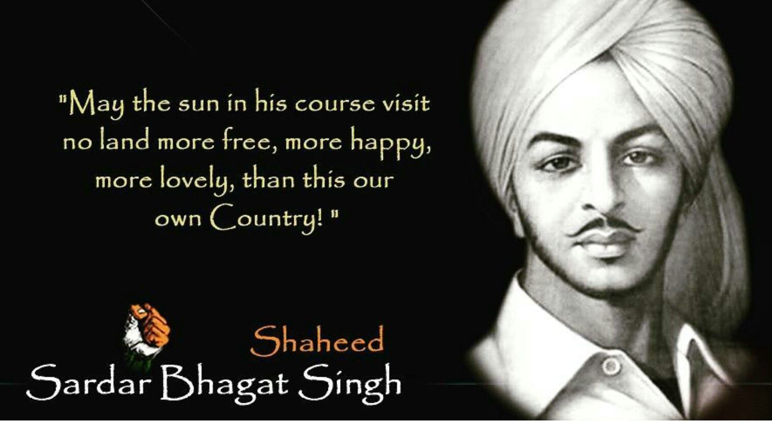Pin by Pratap Singh on History Bhagat singh quotes