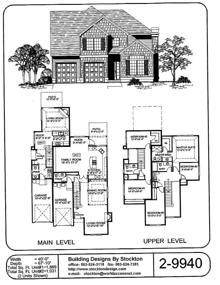 really looks like a single family home. too bad the one