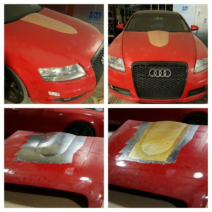 Audi A6 S6 Custom Parts Hood For C6 4f Audi By Sam Kimmel At
