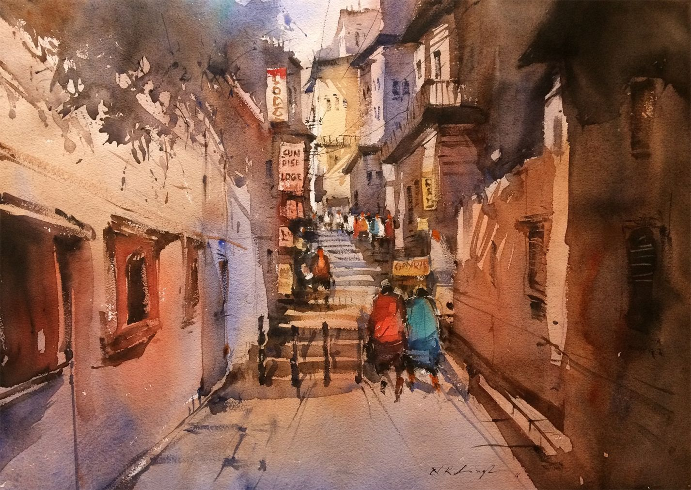 77 Best Watercolor Art Images Aquarell Ideen Watercolor
