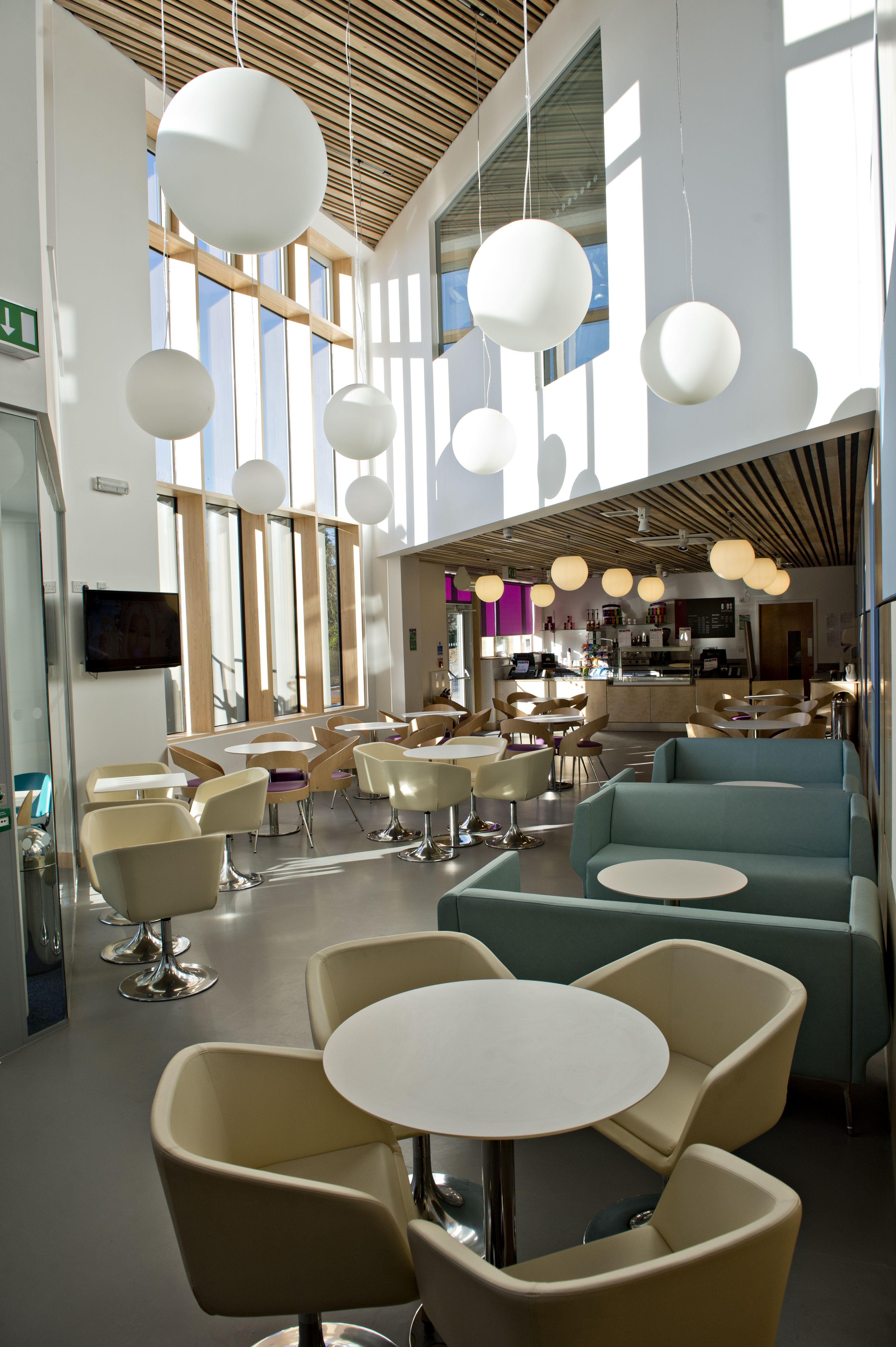 Social Area Cafe Varley Park University Of Brighton