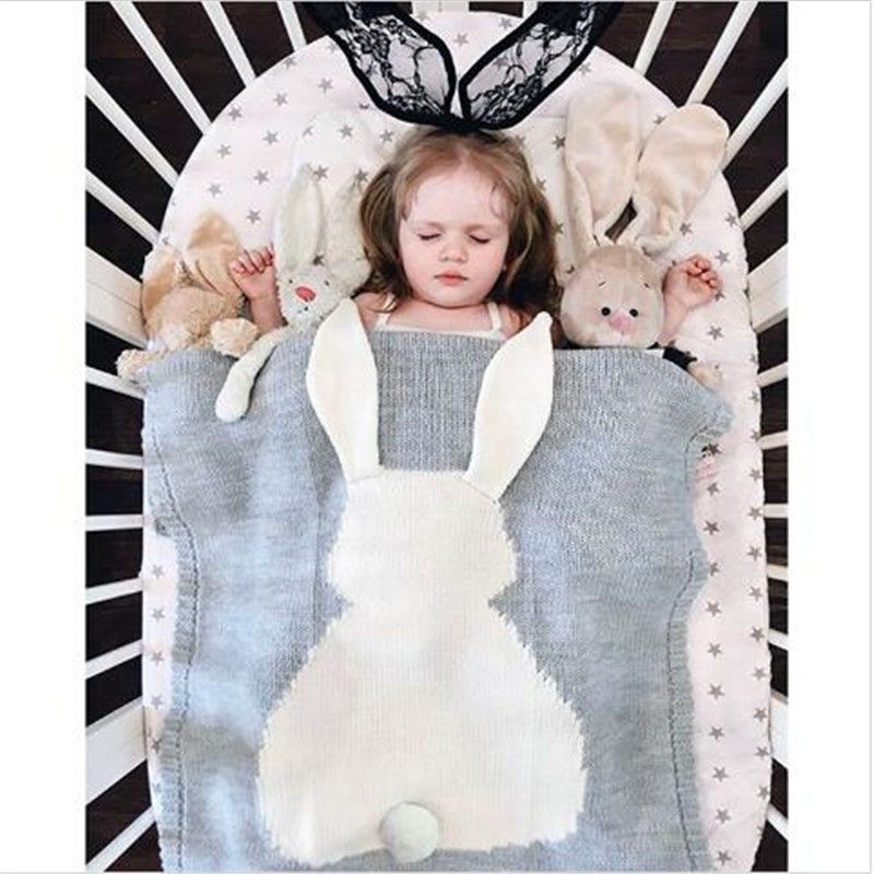 Sleeping Bags Kids | Buy Baby Blanket Cute Rabbit Animals Pattern ...