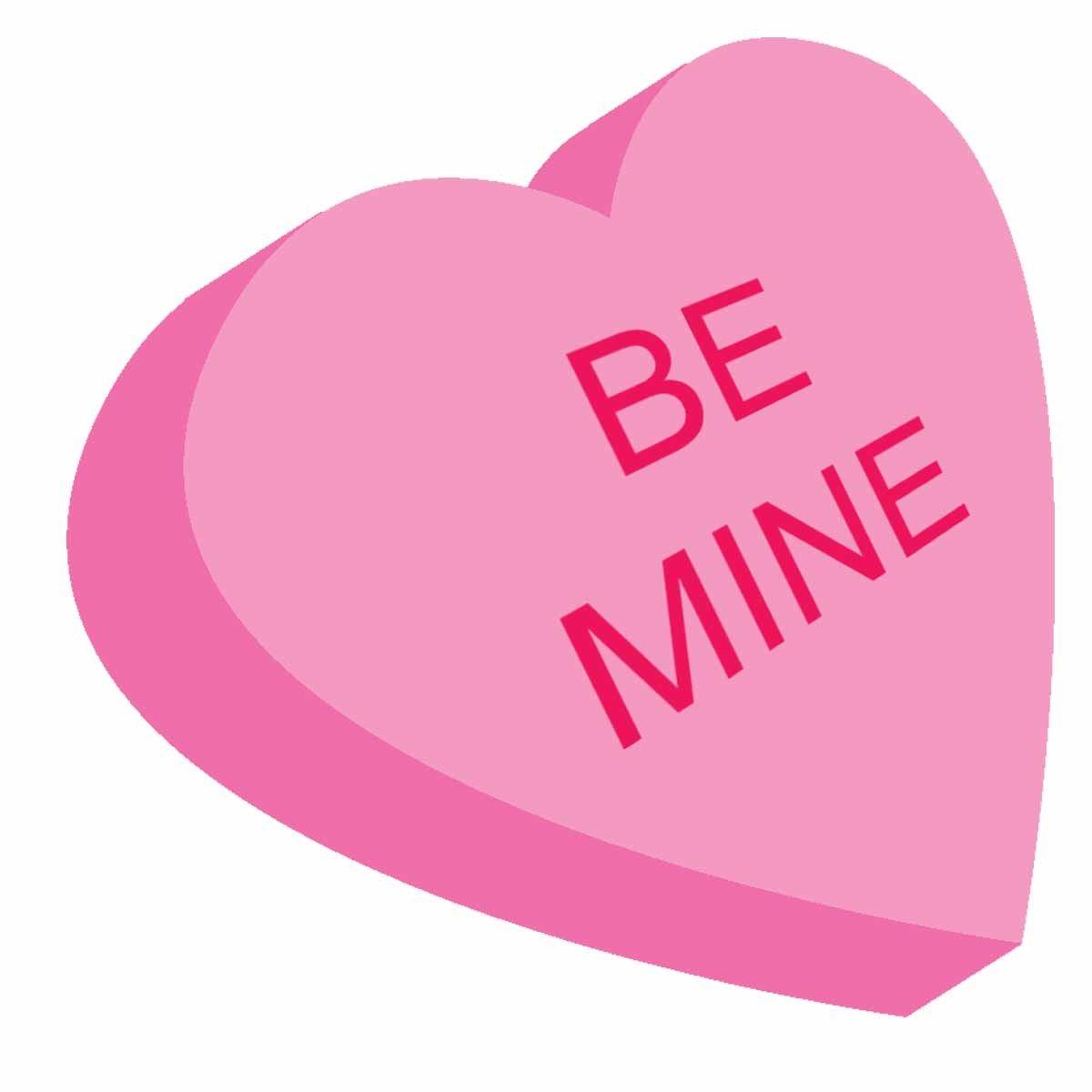Image Valentine\'s Day Heart Candy. Candy Heart Image Is Perfect For ...