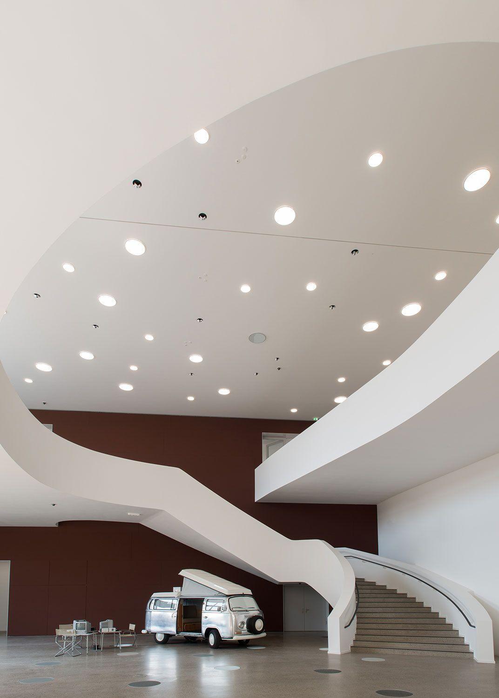 Neo Brutalismus In Hannover Museumserweiterung Von Meili Peter Architekten Architekt Hannover Museum
