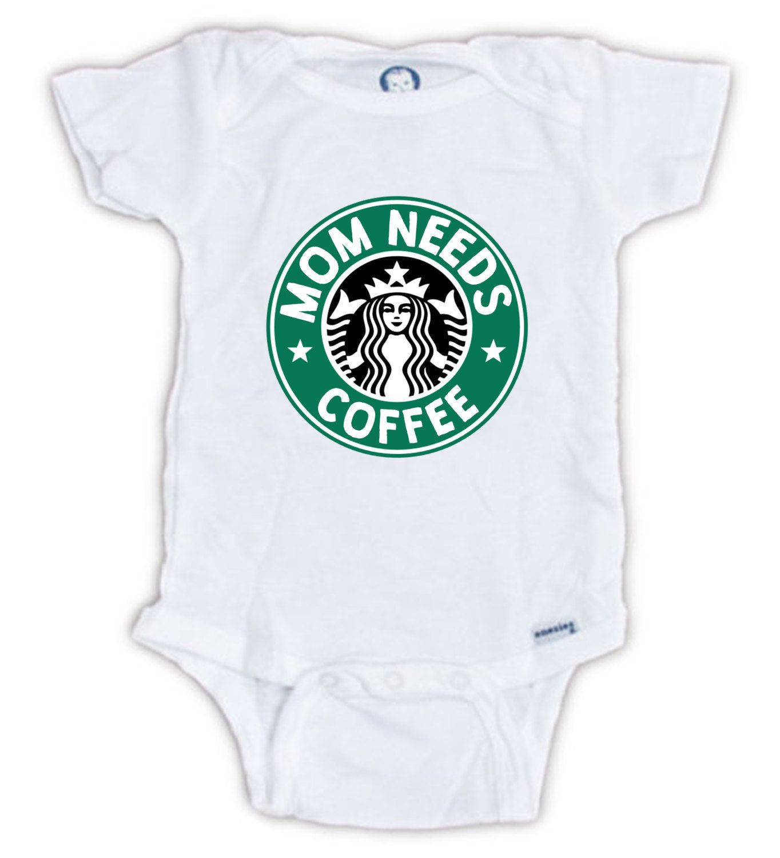 26896d55a Starbucks Coffee Baby Onesie,