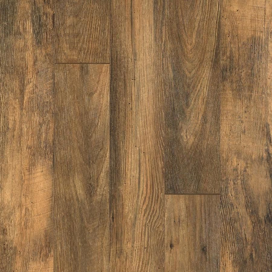 Allen Roth Harvest Mill Chestnut 5 23 In W X 3 93 Ft L Embossed Wood Plank Laminate Flooring Lowes Com Laminate Flooring Wood Laminate Wood Planks