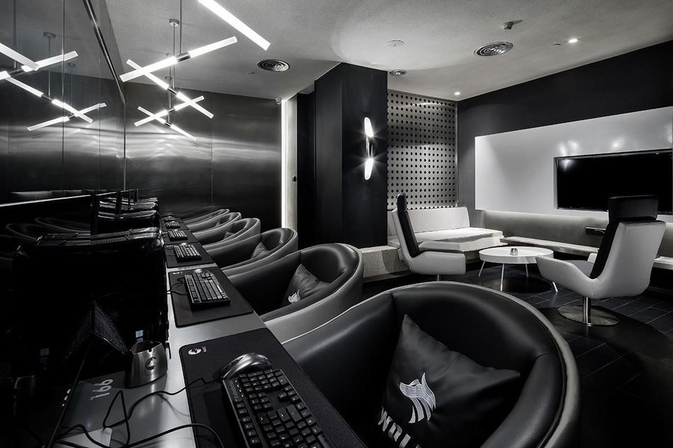 New Luxury Internet Cafes In China Are Ensuring Gamers Won T Ever