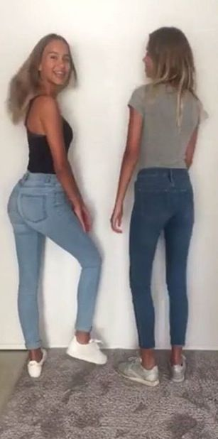 Lisa And Lena Outfit Ideen Mode Fur Frauen Outfit