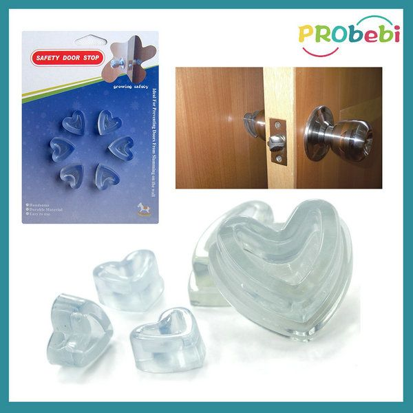 Pin On Door Holder For Baby Safety