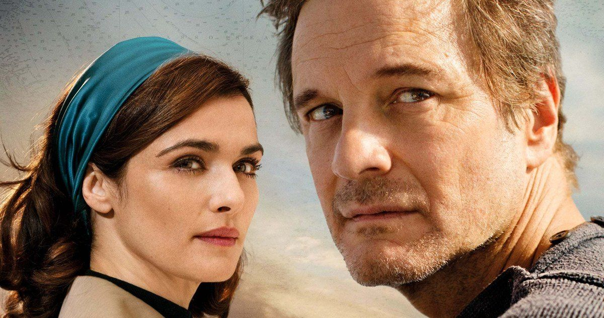 'The Mercy' Review Colin Firth & Rachel Weisz Shine in