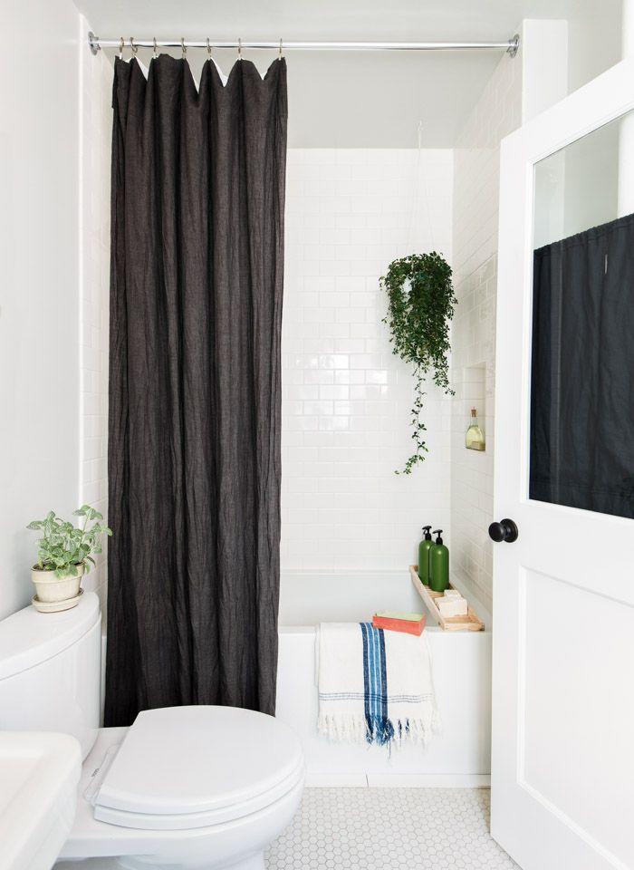 Mini-appartement de 370 pieds carrés à Portland Créatif, Des - Meuble Rideau Cuisine Leroy Merlin