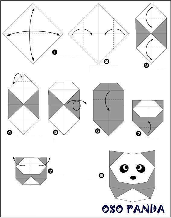pin de dossantos03 en origami