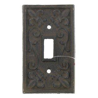 Rust Cast Iron Switch Plate Shop Hobby Lobby Decorative Switch Plate Switch Plates Hobby Lobby