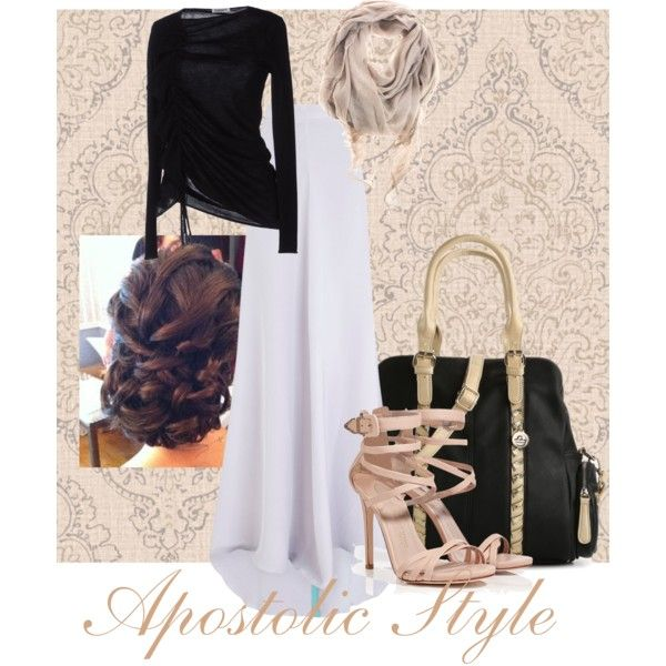 Apostolic Style by emmyholloway on Polyvore featuring Kangra Cashmere, Roksanda Ilincic, Le Silla, Big Buddha and Faliero Sarti
