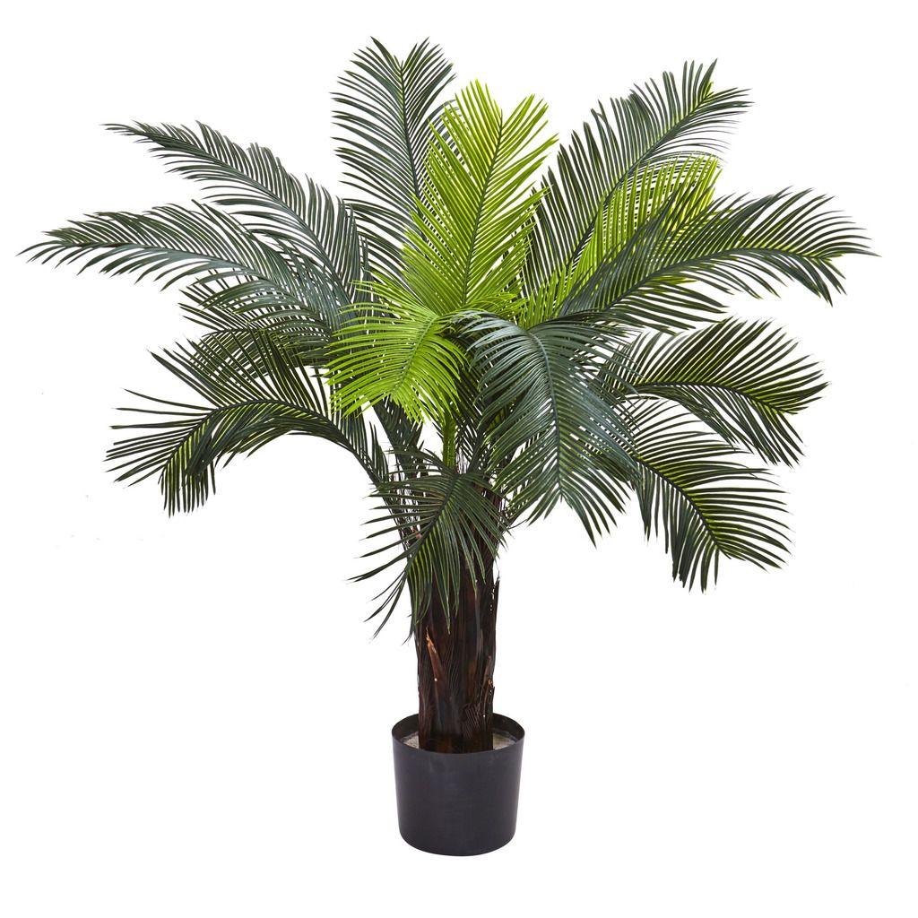 Nearly natural âuac cycas tree uv resistant indooroutdoor green