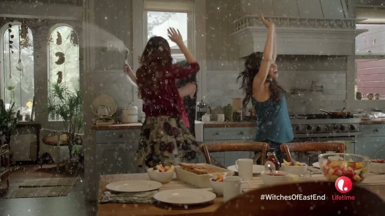 witches of east end kitchen | Witches of East End | movie ...