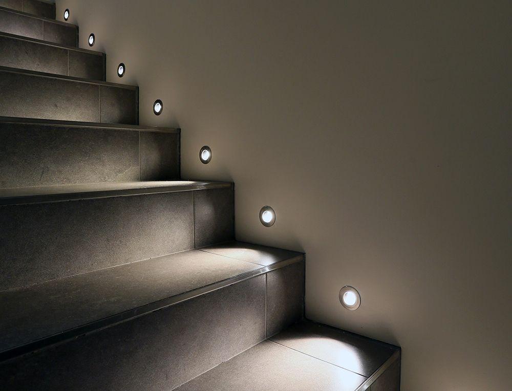 Step Lighting Stair Uplighting Stairs