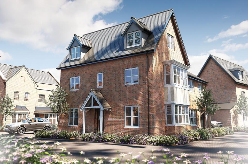 3 bedroom semidetached house for sale The Dunster at