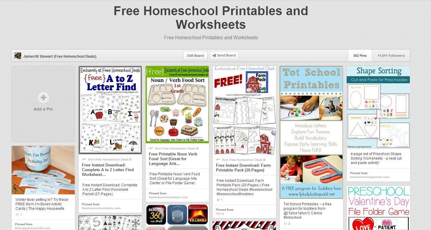Free Homeschool Resources For High School
