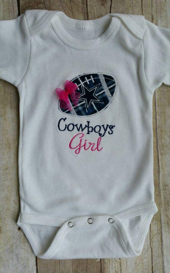 Dallas Cowboys Girl Shirt by saluna on Etsy  cf3953208