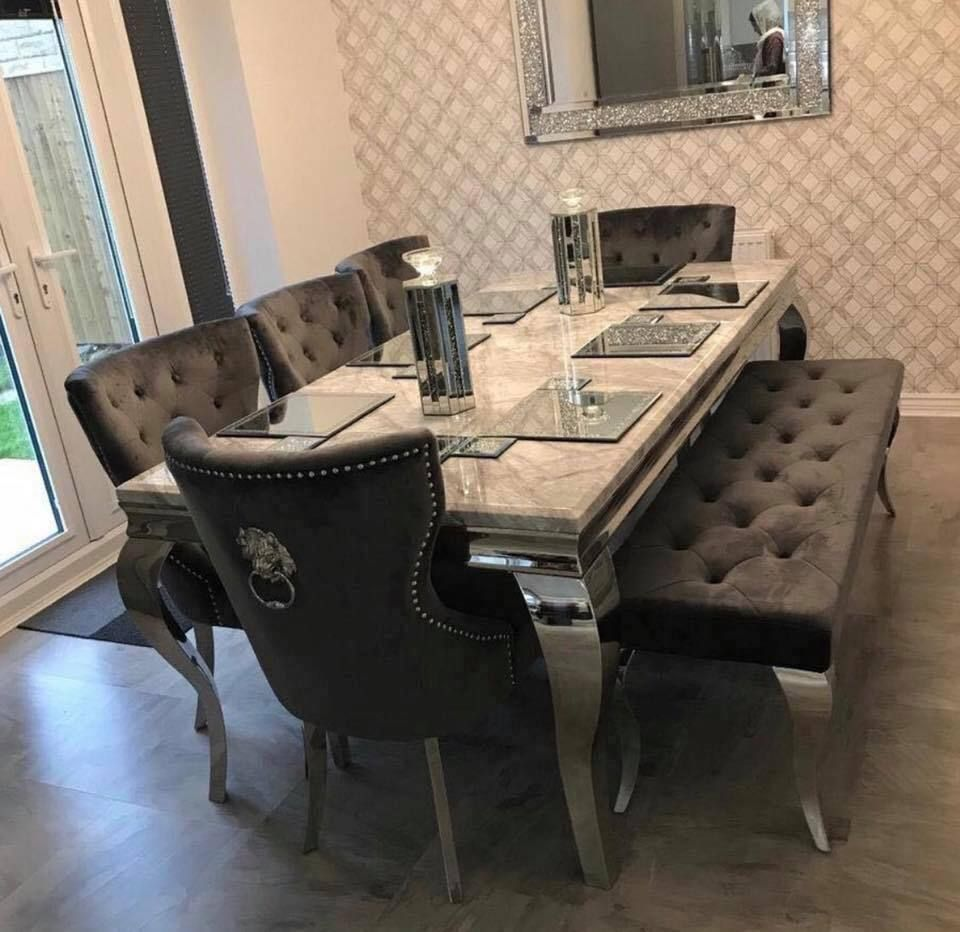 19+ Hollywood 9 piece dining setting Trending