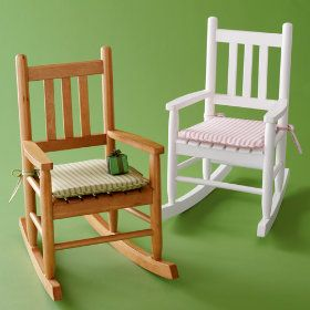 Perfect Kids Wooden Rocking Chairs   Stylehive