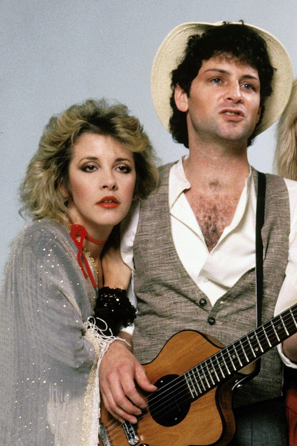 Stevie Nicks and Lindsey Buckingham, Fleetwood Mac | Stevie