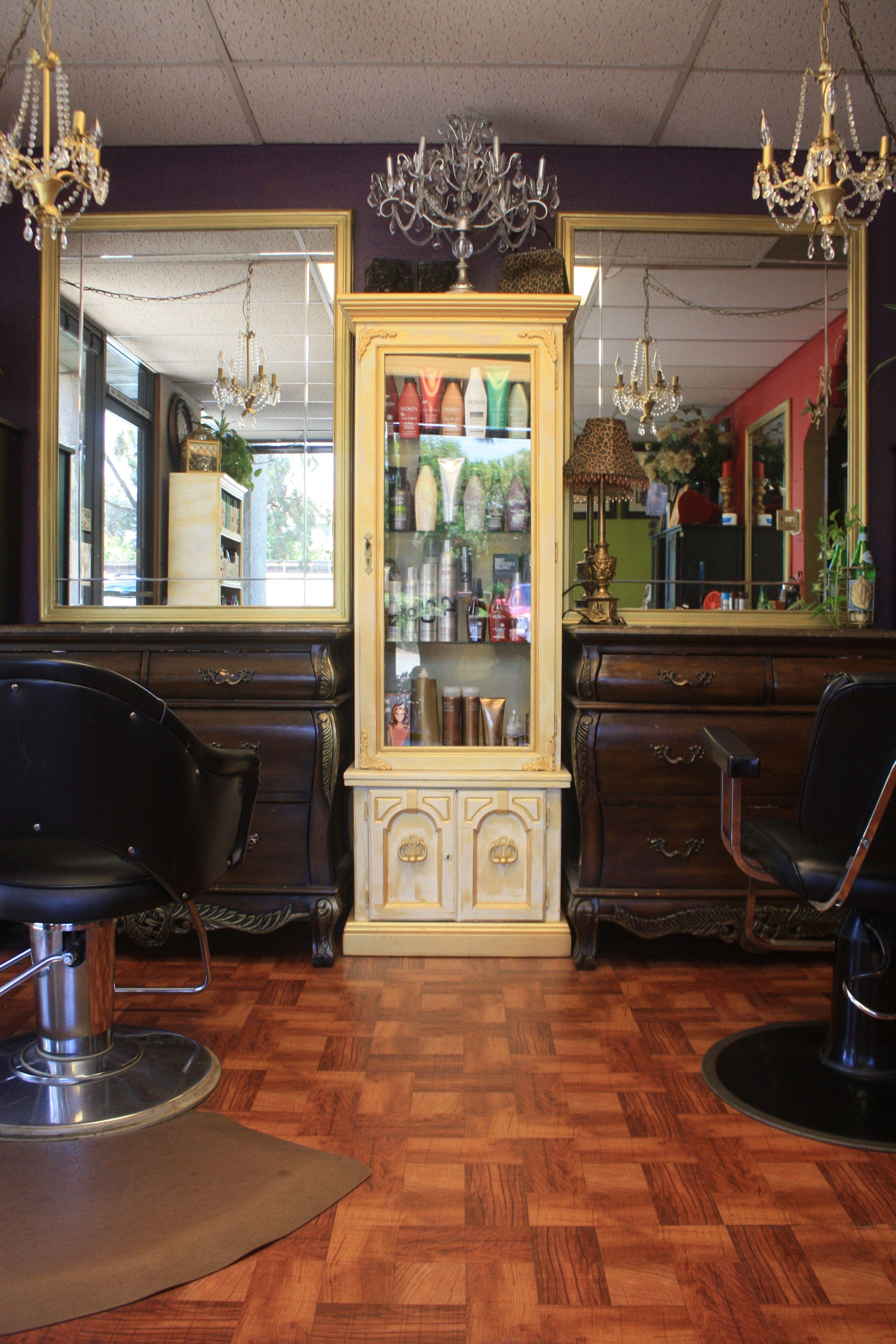 Inspirational Hair Salon Design Ideas