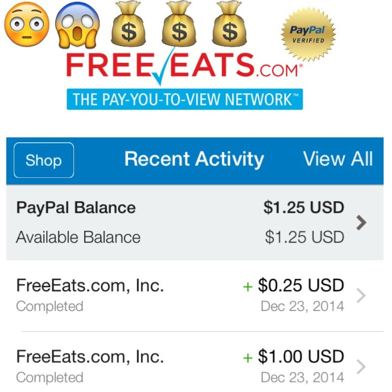 Free 125 paypal from free free money paypal