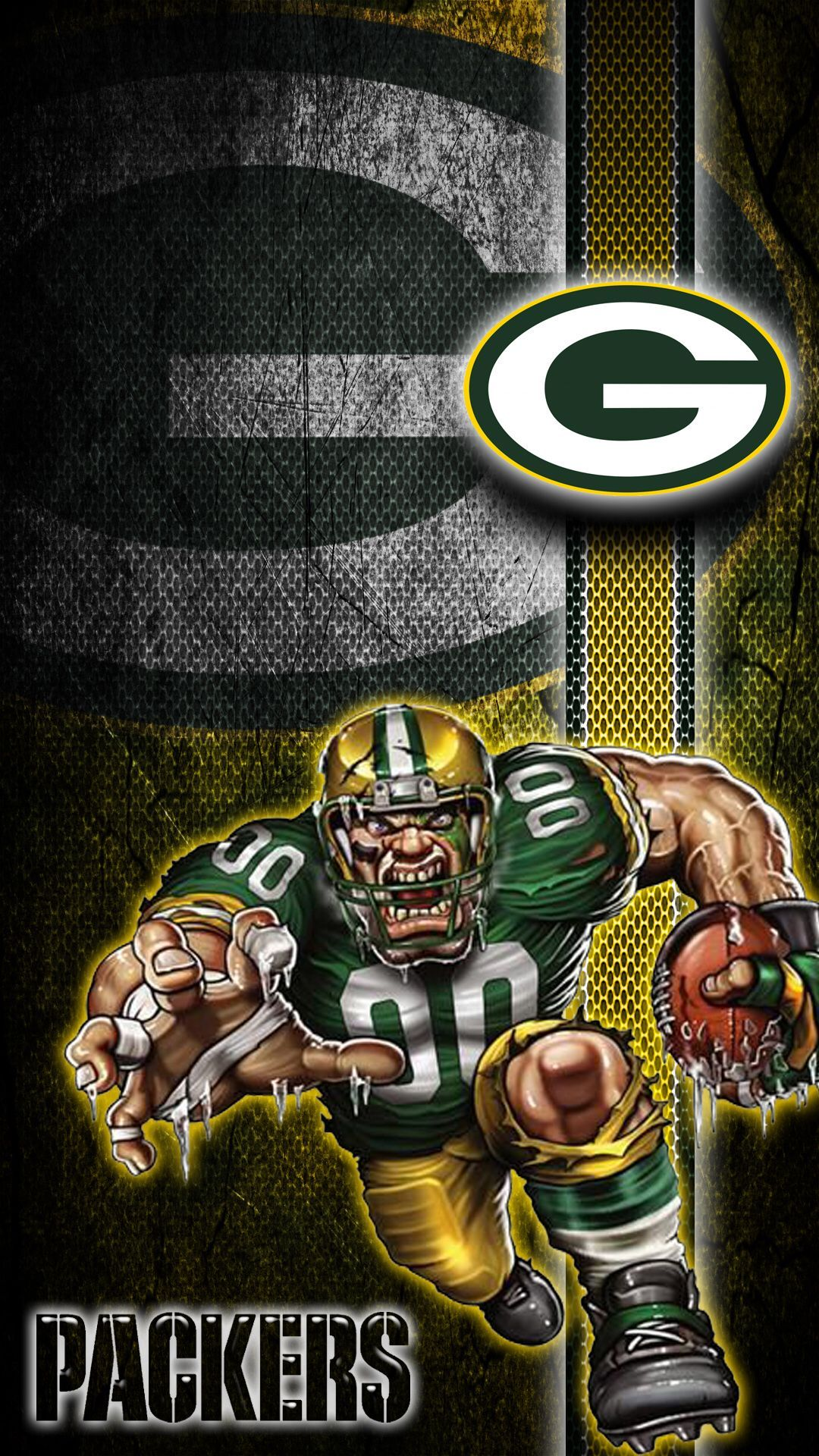 Visit Aaron Rodgers Green Bay Packers Background On High Definition Wallpaper At Rainbowwa In 2020 Green Bay Packers Wallpaper Green Bay Packers Green Bay Packers Logo