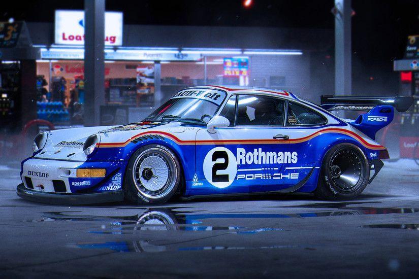 Gorgerous Rwb Wallpapers 2050x1080 For Computer Porsche Coupe Cars Porsche 911