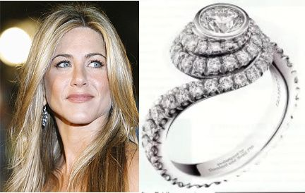 Top 5 Engagement Ring Trends Celebrity Engagement Rings