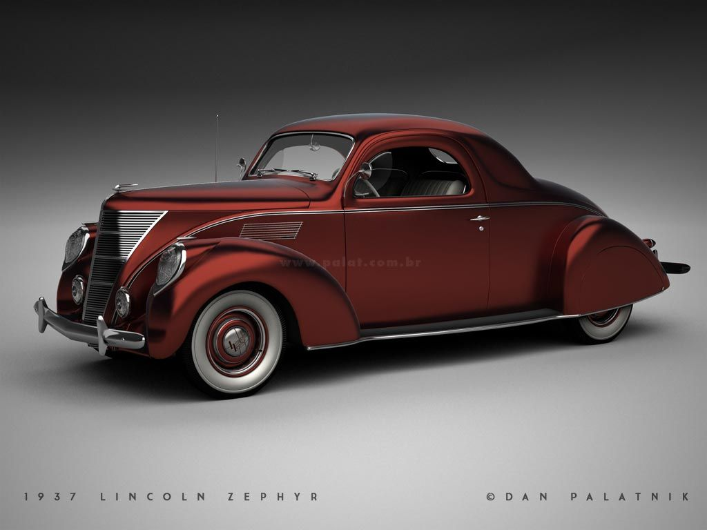 1937 Lincoln Zephyr Voo Doo Picture Of Blackhawk Museum Danville