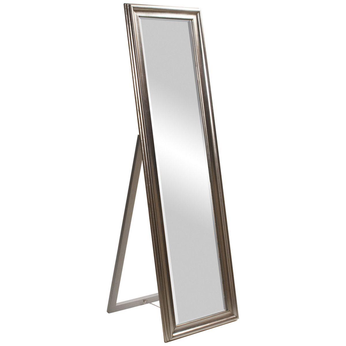 Howard Elliott Taylor Silver Mirror