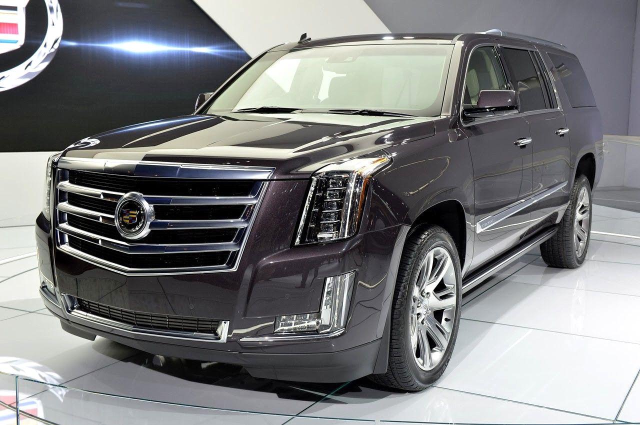 2016 Cadillac  Cadillac History 1902today  Pinterest  2017