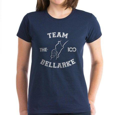 b4d458007a52 The 100 - Team Bellarke T-Shirt on CafePress.com