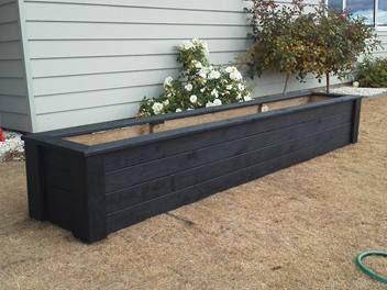 Planter Box Ideas Google Search Long Planter Boxes 400 x 300