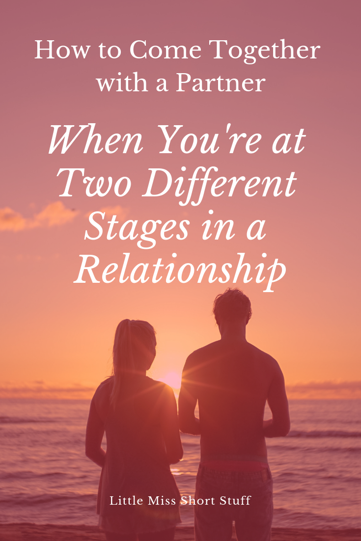 what are the different stages of a relationship