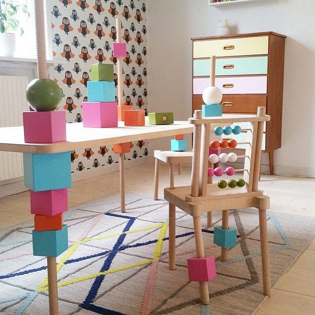 7 ideas para decorar los dormitorios infantiles con mucho color pinterest kids rooms room - Decorar dormitorios infantiles ...