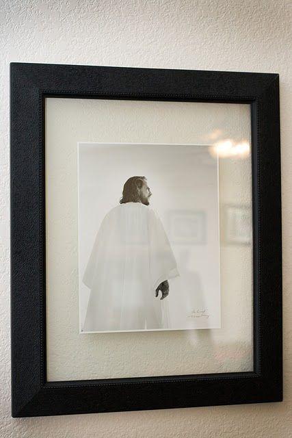 floating frame diy | Ideas | Pinterest | Floating frame, Stenciling ...