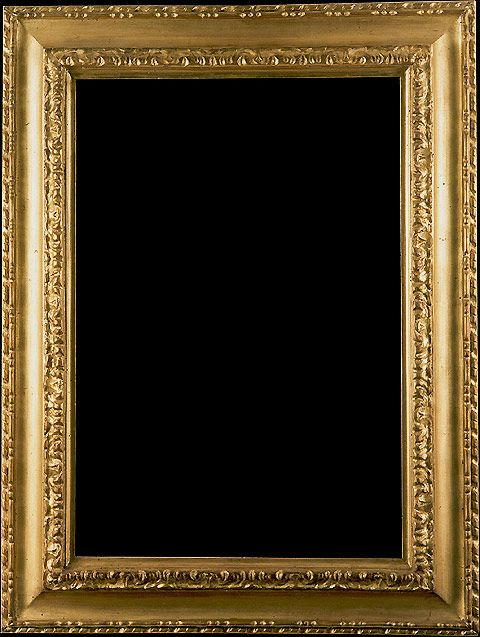 Spanish Gold Picture Frame - 18th century | Antique Gold Frames ...