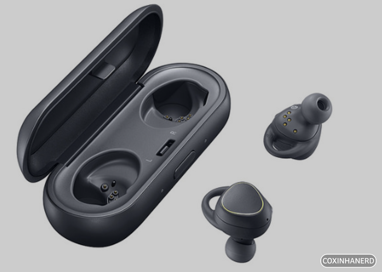 Samsung anuncia a chegada do Gear IconX no Brasil