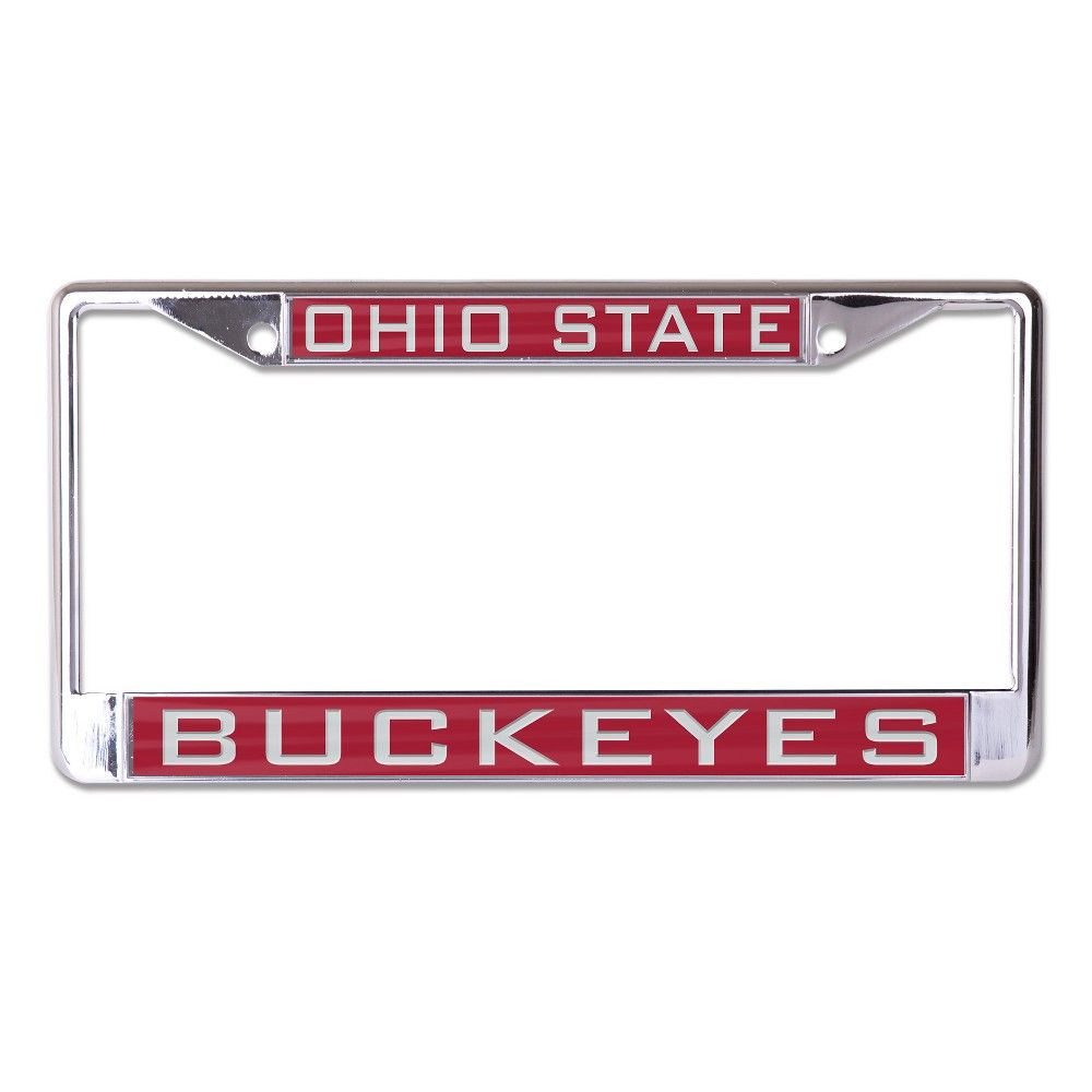 Ncaa Ohio State Buckeyes License Plate Frame Products