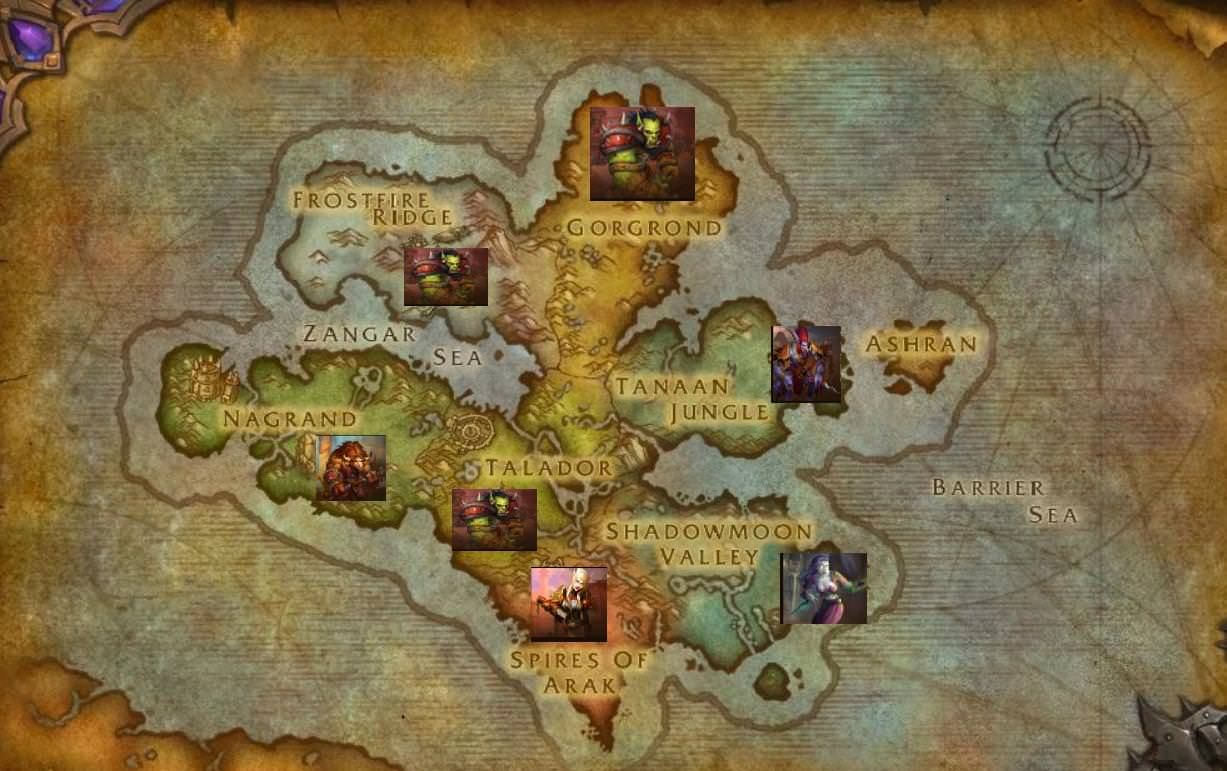 Why don't the horde just make alternate Draenor their new ... on duskwood map, wow kalimdor map, frostfire ridge map, world of warcraft world map, wow zeppelin map, ghostlands map, dalaran map, khaz modan map, silver moon city world map, tanaan jungle map, warcraft zone map,