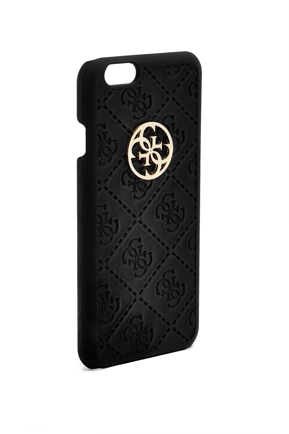 For the Icon: Black La Vida Logo iPhone 6 Case | GUESS.com #GUESSHoliday